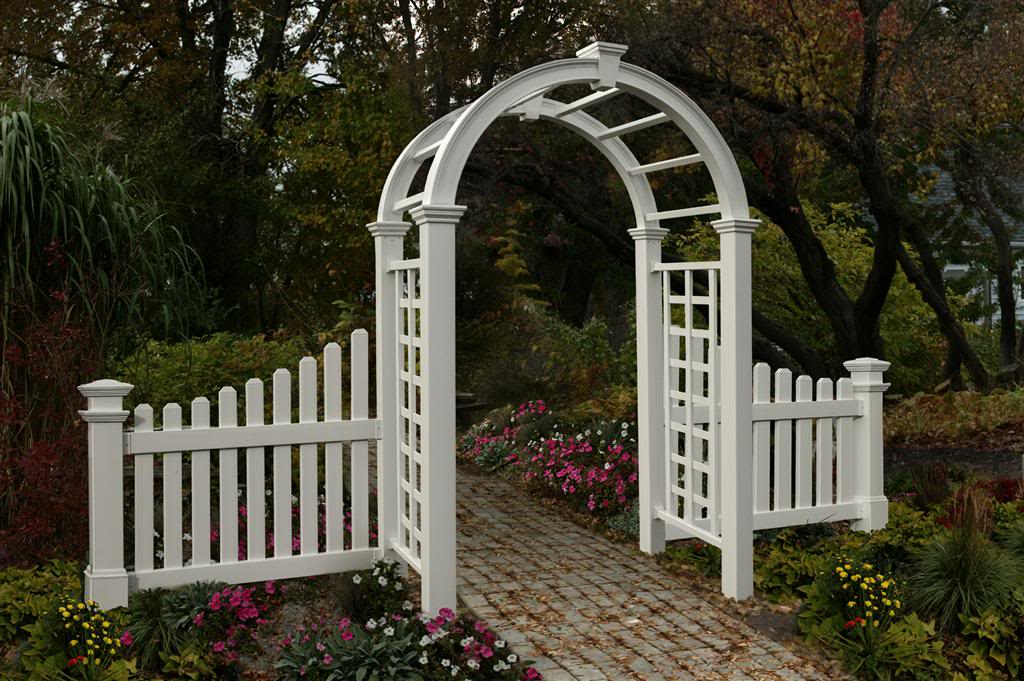 Nantucket Deluxe Arbor