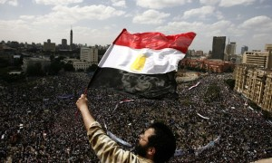The memory of the Egyptian revolution is the only weapon we have left