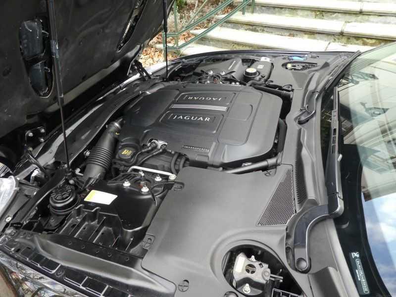 Jaguar XKR 5.0 V8 S/C Coupé afbeelding 25