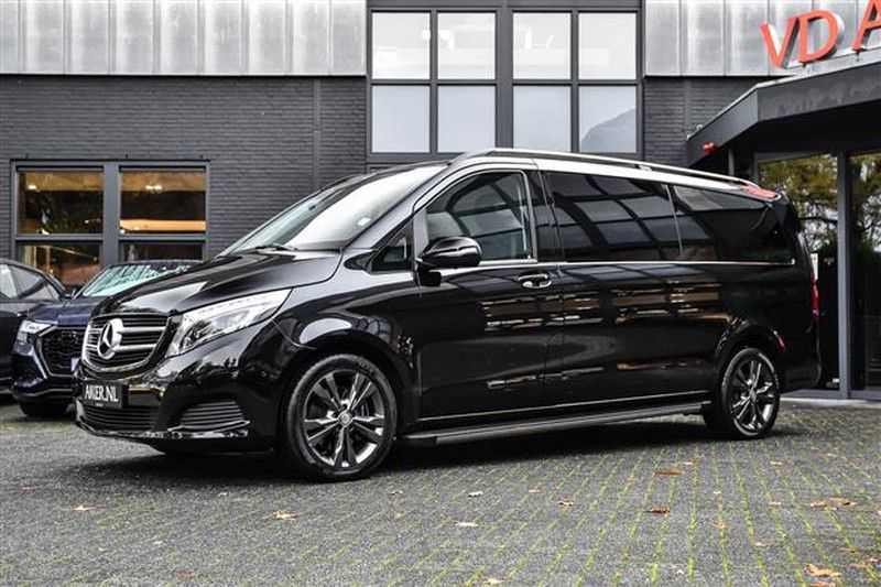 Mercedes-Benz V-Klasse V250D LANG VIP TV+4X CAPTAIN SEATS+CAMERA afbeelding 12