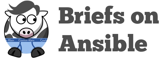 New Briefs on Ansible Banner