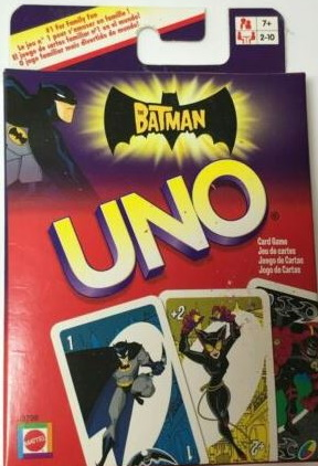 The Batman Uno