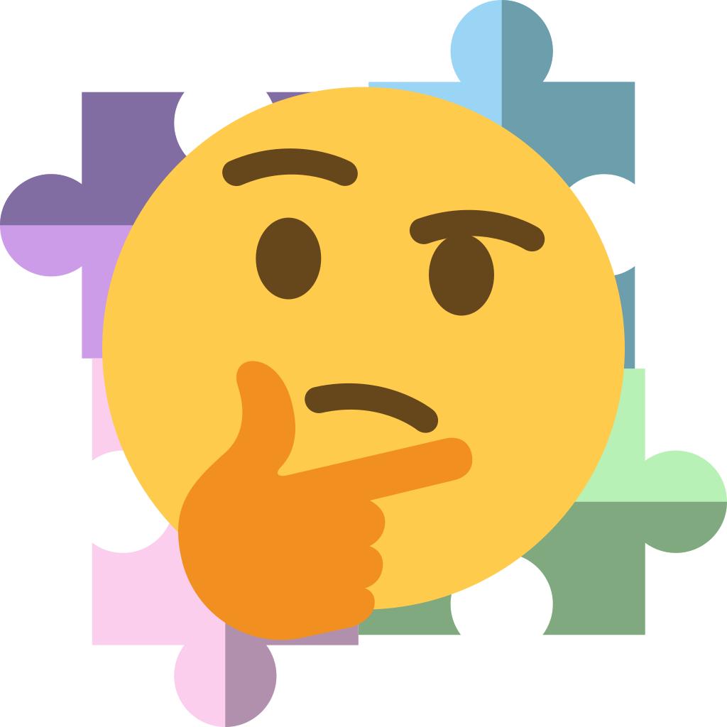 Sidework AI - Emoji Riddles™ App Icon