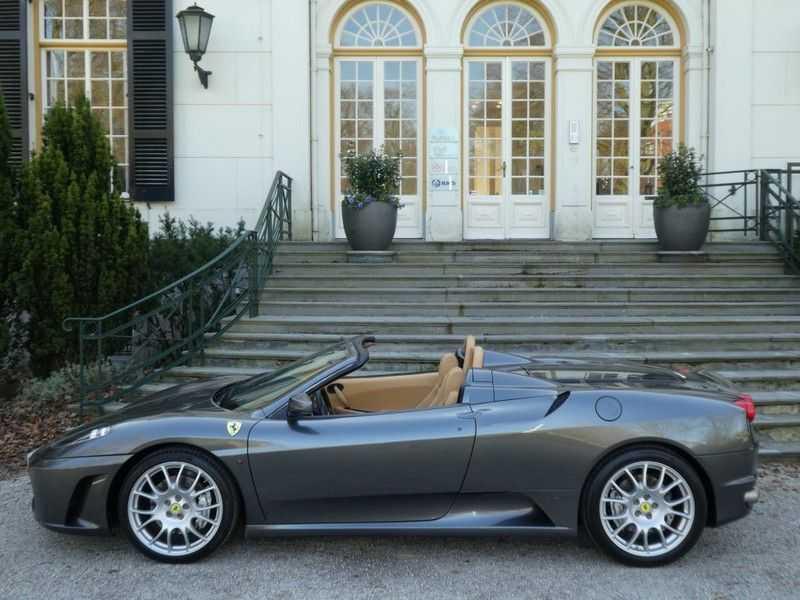 Ferrari F430 4.3 V8 Spider F1, org. NL-auto afbeelding 5
