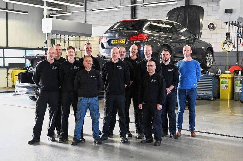 BMW 4 Serie Gran Coupé 420i High Executive M-sport afbeelding 24