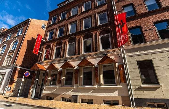 hotel odenses facade