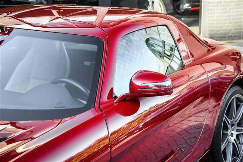 Mercedes-Benz SLS SLS AMG EXCLUSIVE DESIGNO+CAMERA (571 PK) afbeelding 12