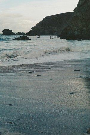 St Agnes Beach (Trevaunance) 19a
