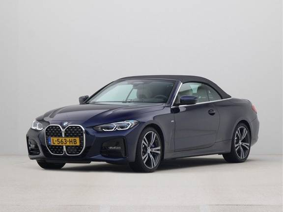 BMW 4 Serie Cabrio 420i High Executive M-Sport Automaat