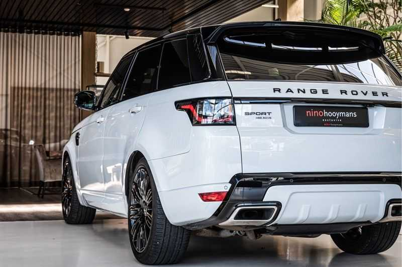 Land Rover Range Rover Sport 3.0 SDV6 HSE Dynamic | Panorama | Matrix-LED | Stuurwiel verwarmd afbeelding 3
