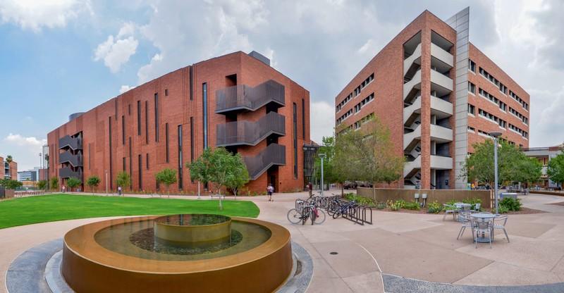 Image of McCord Hall at Arizona State University
