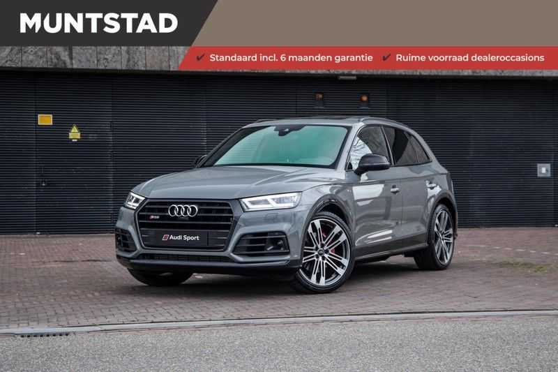Audi Q5 3.0 TFSI SQ5 quattro | 354 PK | B&O Sound | Air suspension | Pano.Dak | Assistentie City-Tour-Parking | Trekhaak | Head-UP | Full Option | afbeelding 3