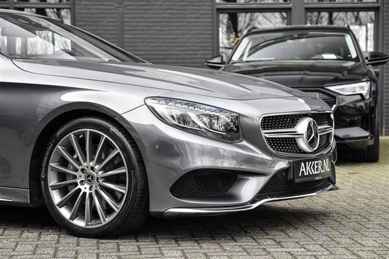 Mercedes-Benz S-Klasse S500 CABRIO AMG-LINE+BURMESTER+HEAD-UP NP.201K afbeelding 22
