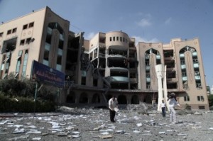 Educational Toll of Gaza War: At Least 3 Universities, 148 Schools
