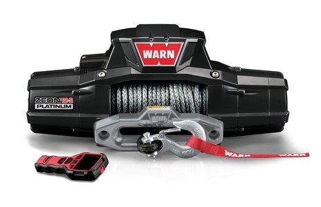 Warn Zeon 12-S Platinum Winch 95960 12000 lb winch