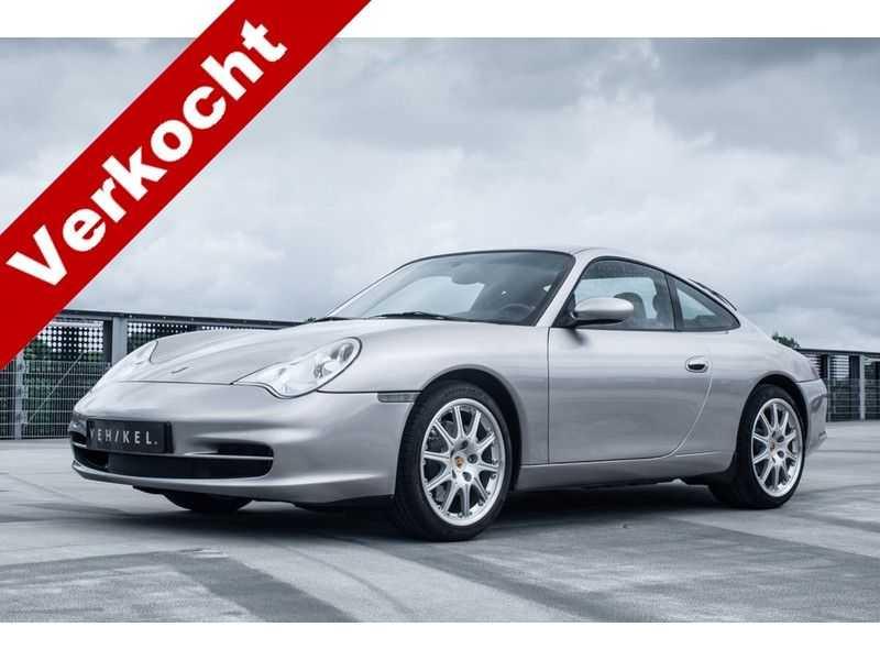 Porsche 911 996 3.6 Coupé Carrera 4 MK2 // handgeschakeld // afbeelding 1