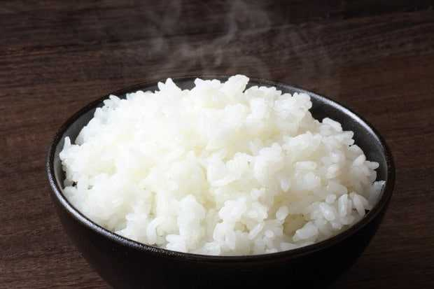 Perfect Steam Rice