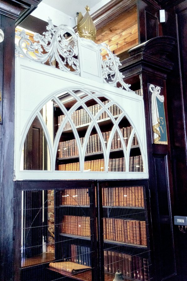 Hidden Tourist Treasures Dublin - Marshs Library - The Best Thing To Do In Dublin - Vaults Live