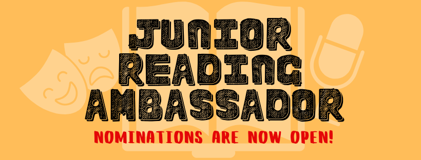 Junior Reading Ambassador Logo