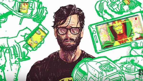 Imagem a revista Senhor Milagre ilustrando materia sobre melhores hqs mensais marvel e DC