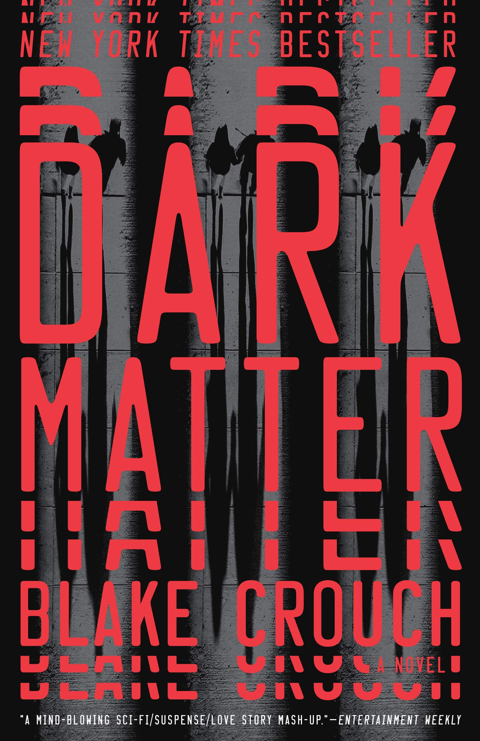 The cover of Dark Matter