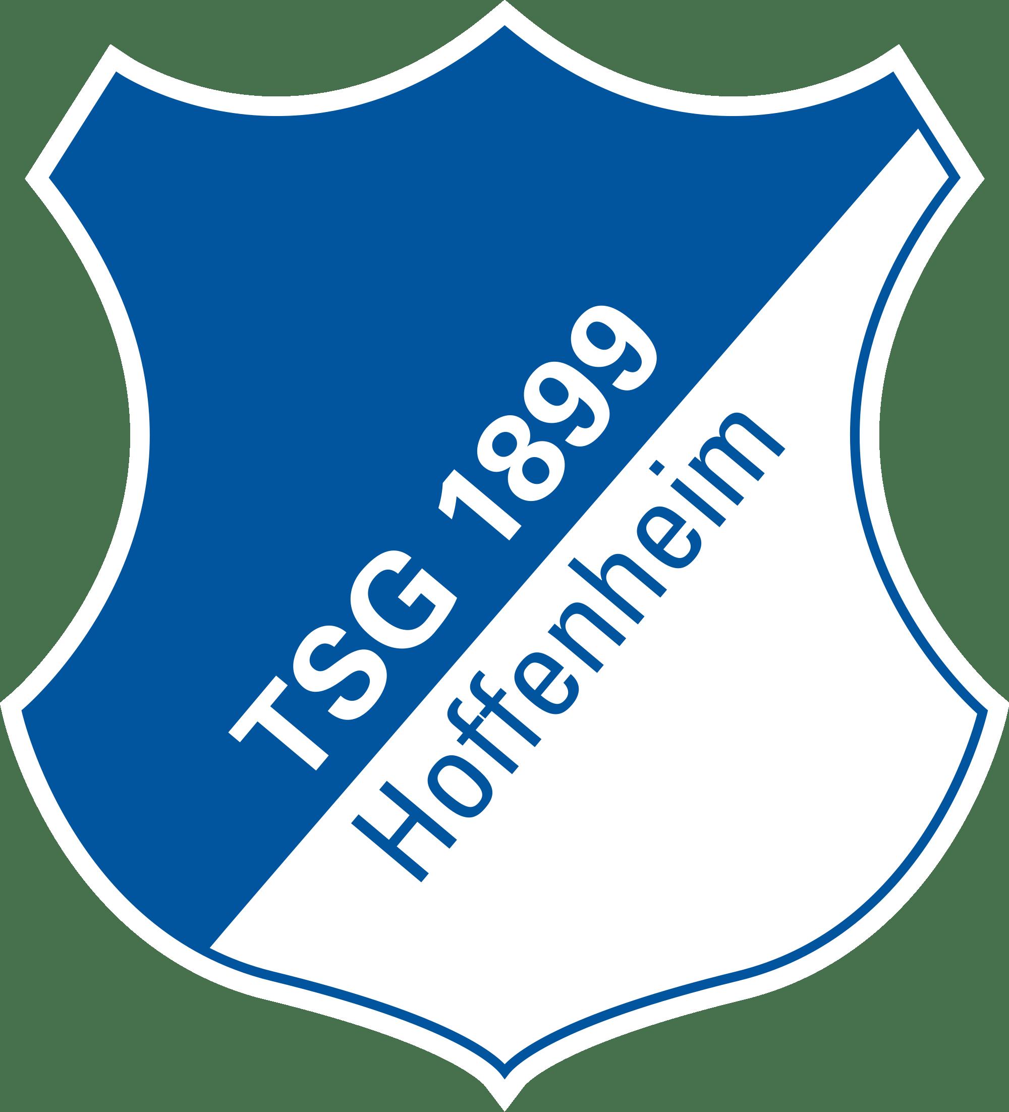 TSG 1899 ホッフェンハイムのロゴ