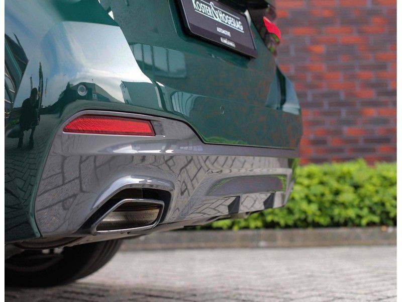 BMW 5 Serie 540i x-Drive *British Racing Green*HUD*Pano*Trekhaak* afbeelding 13