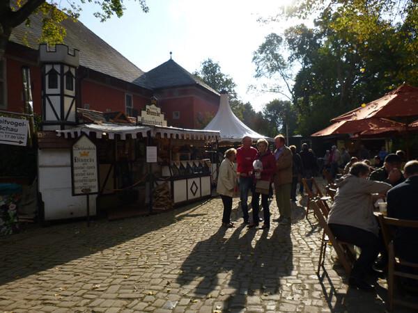 Herbstfestival в Рейдте