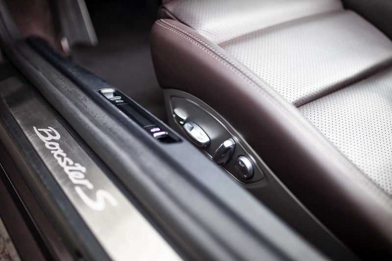 "Porsche Boxster S 3.4 PDK *BOSE / PASM / Memory / 20"" / ACC* afbeelding 15"