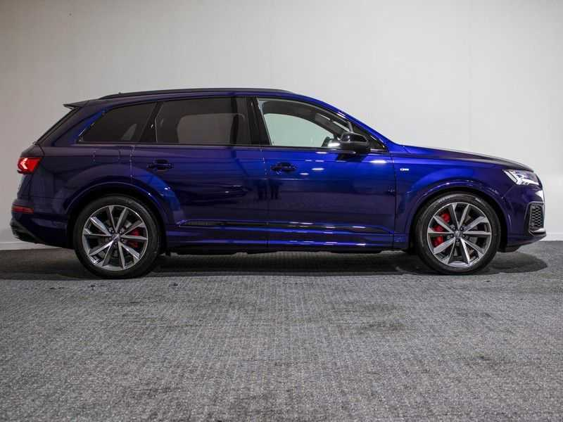 Audi Q7 60 TFSI e quattro Competition | Adaptive Air | Adapt.Cruise | Bose Premium Sound | Trekhaak  | Head-Up | Matrix LED | afbeelding 3