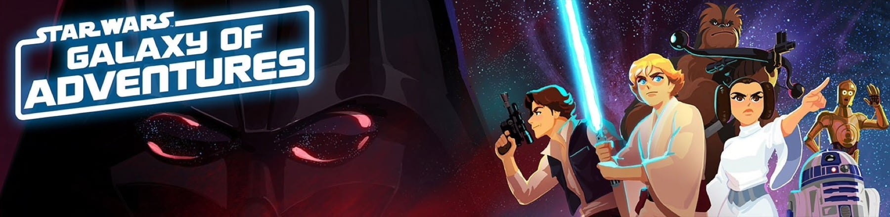 Thumbnail for 'Star Wars Galaxy of Adventures' to Introduce Star Wars to the Next Generation