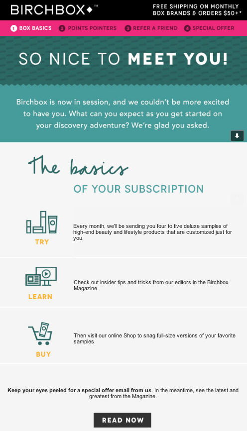 11 winning automated email ideas | Biz.me Blog