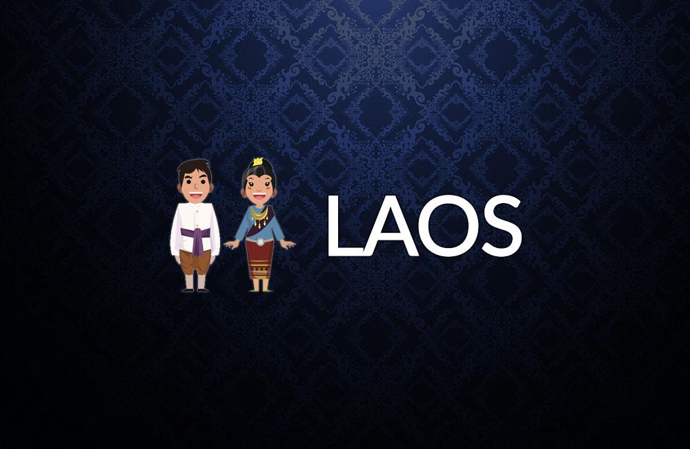 Customs in Laos banner