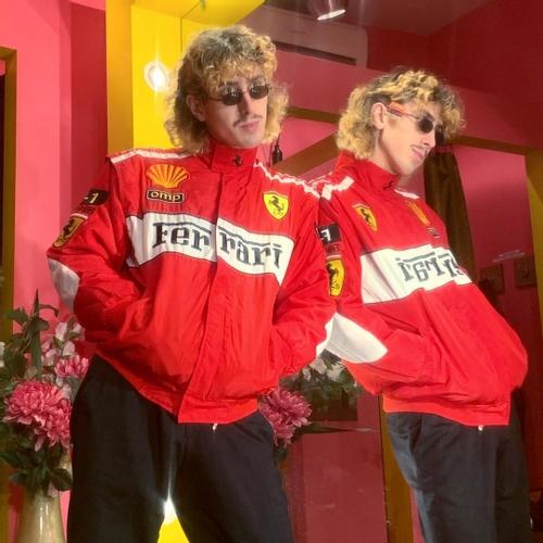Racer Jackes in store❤️❤️❤️  . . . . #vintagewear #vintagestyle #visitløkka #racerjackets #vintagewear #thriftstorefinds