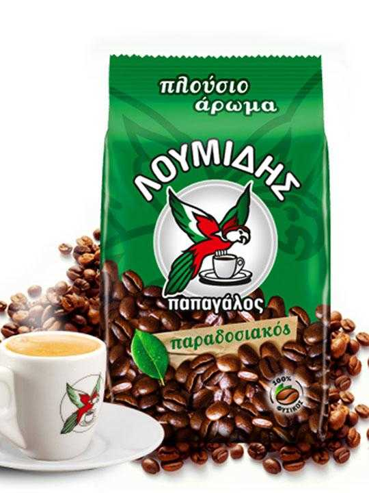 Greek traditional grinded coffee - 490g