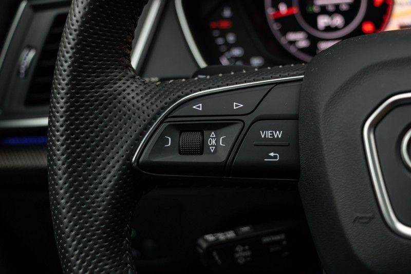 Audi Q5 2.0 TFSI 252pk Quattro Black Edition Luchtvering Panoramadak ACC Valconaleder VirtualCockpit Carbon Matrix Keyless DriveSelect Navi/MMI/Touch Camera ParkAssist Pdc afbeelding 19