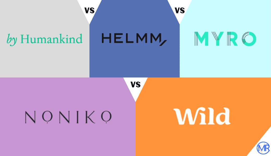 by Humankind vs Helmm vs Myro vs Noniko vs Wild - Cover Image