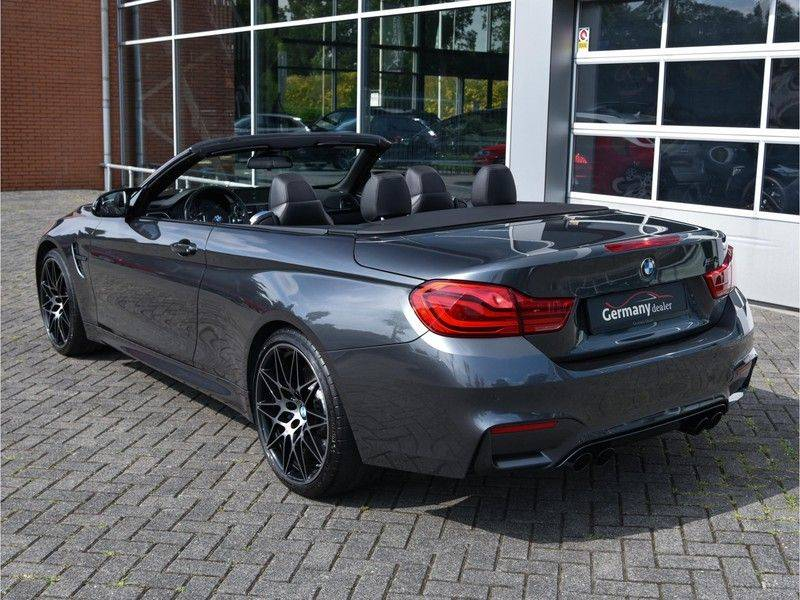 BMW M4 Cabrio Competition DCT 450pk HUD H/K DAB Adaptive-LED Memory 20inch afbeelding 13