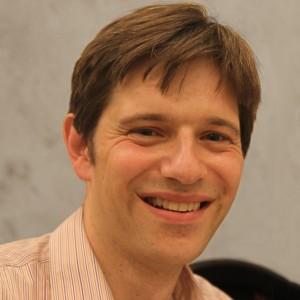 Headshot of Advisor, Nils Bunger