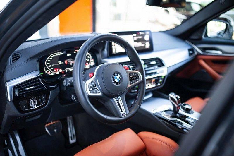 BMW 5 Serie M5 Competition *M Sportuitlaat / Laserlight / Harman/Kardon / ACC* afbeelding 7