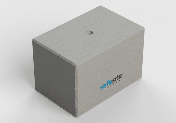 Concrete Lego Block LG5