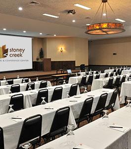 Columbia meeting room - Classroom setting