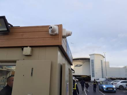 CCTV & ANPR System Install and Commission – Wiltshire