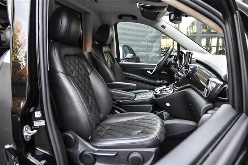 Mercedes-Benz V-Klasse V250D LANG VIP TV+4X CAPTAIN SEATS+CAMERA afbeelding 3