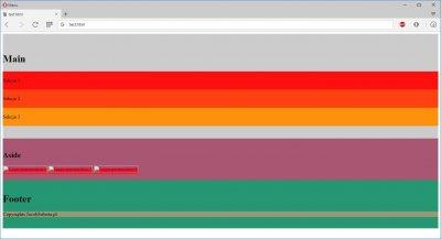 kodowanie html - nagłówek strony