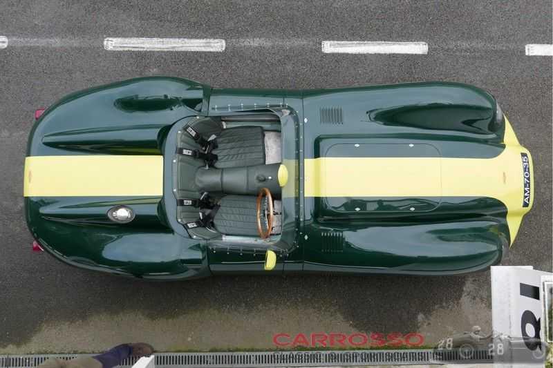 Jaguar Lister Knobbly Evocation RHD afbeelding 6