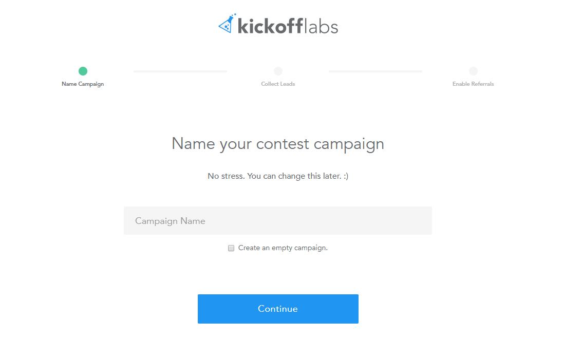 How to Setup a Viral Waiting List Launch Page Like Robinhood with
