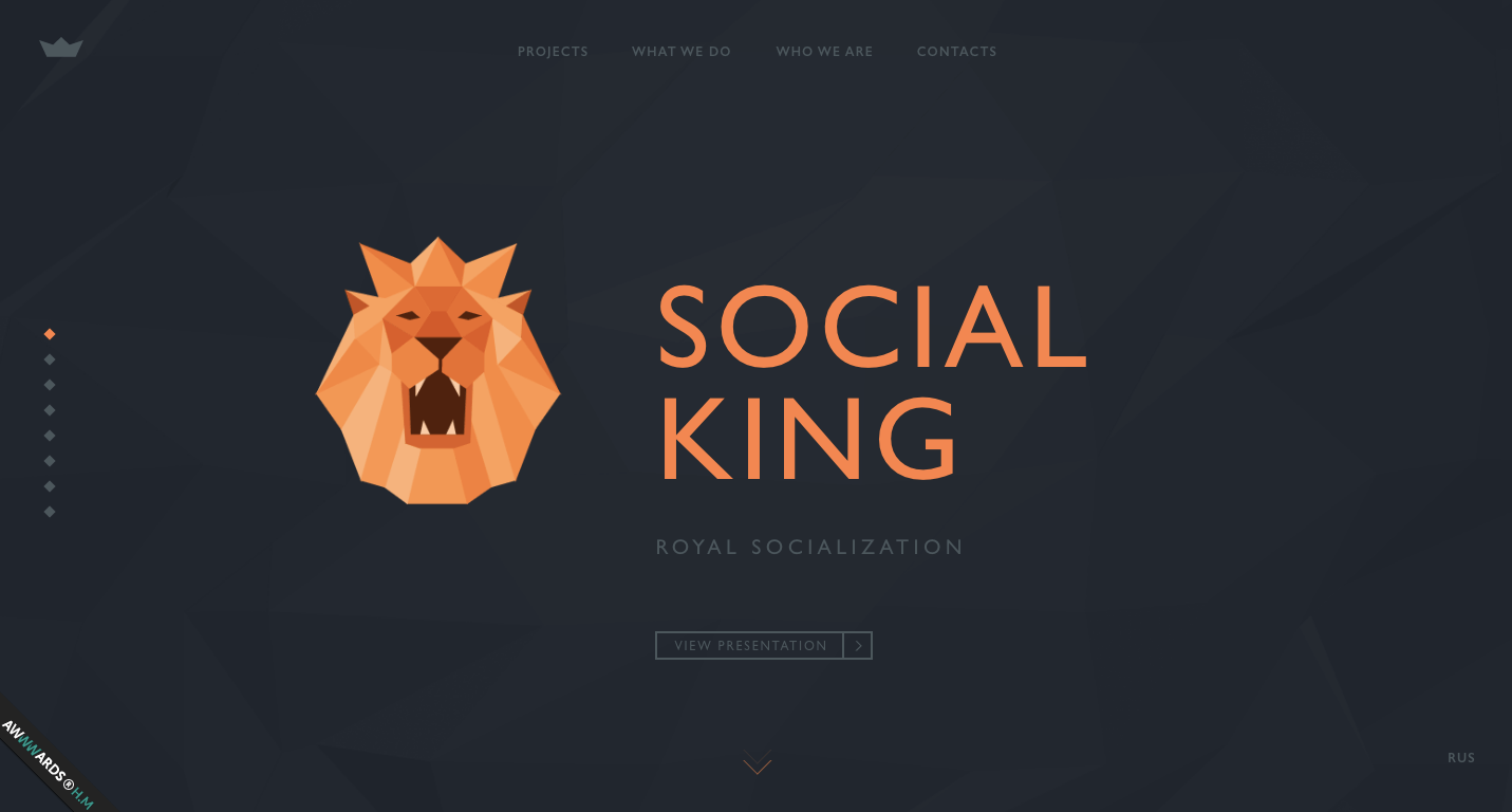 Social King. Social Media Studio