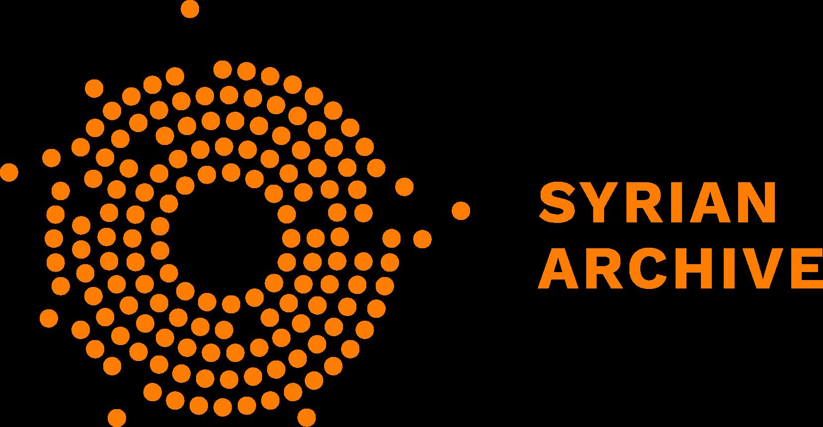 Syrian Archive Logo