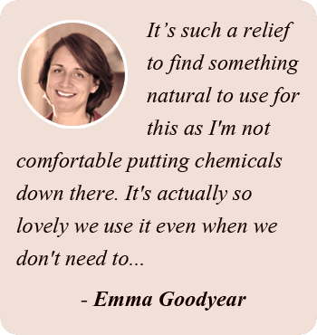 Testimonial from Emma Goodyear